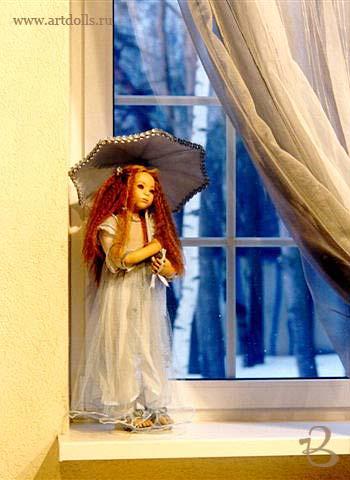 ...первая в России и на сегодняшний день самая крупная в Европе галерея современной авторской художественной куклы.